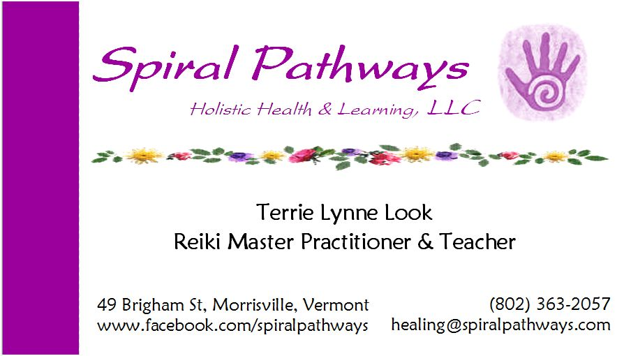 Spiral Pathways Holistic Health and Learning LLC